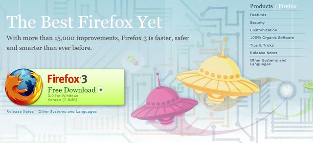 Firefox 3.0 Released
